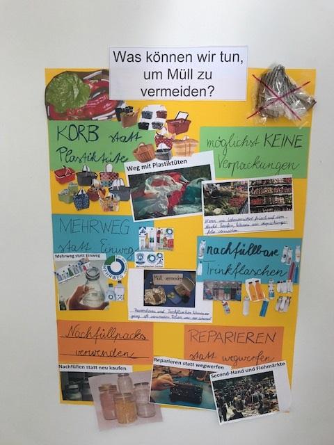 Bilder Schulleben Grundschule Viechtach